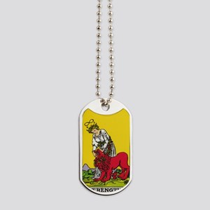 STRENGTH Dog Tags