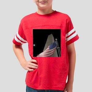 WMwithFlag1_Tile Youth Football Shirt