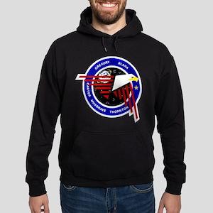 STS-33 Discovery Hoodie (dark)