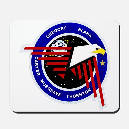STS-33 Discovery Mousepad