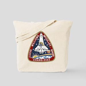 STS-34 Atlantis Tote Bag