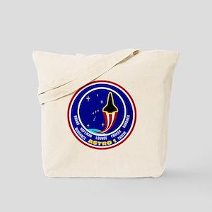 STS-35 Columbia Tote Bag