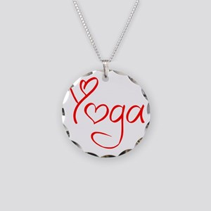 yoga-jel-red Necklace