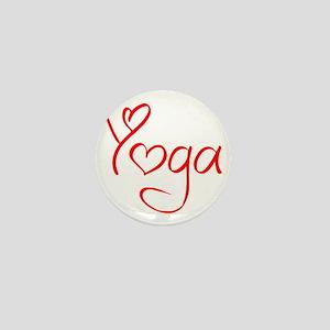yoga-jel-red Mini Button