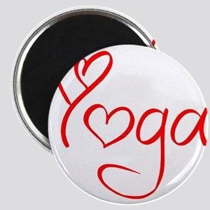 yoga-jel-red Magnet