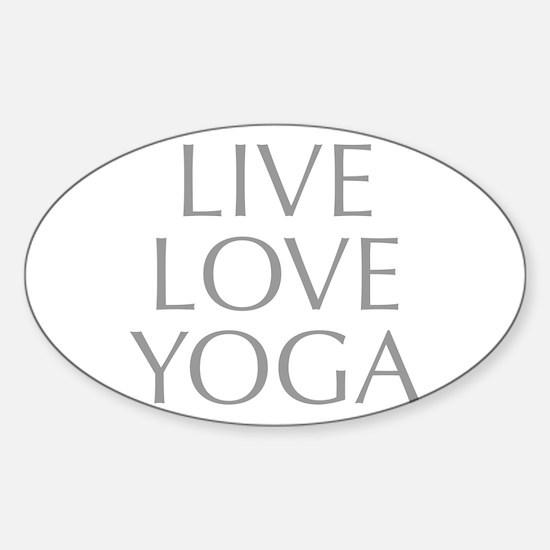 LIVE-LOVE-YOGA-opt-gray Decal