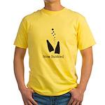i blow (bubbles) Yellow T-Shirt