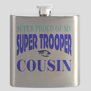 Super trooper cousin Flask