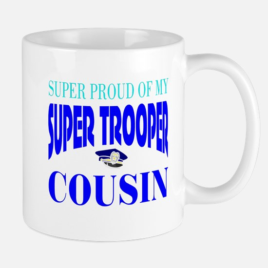 Super trooper cousin Mugs