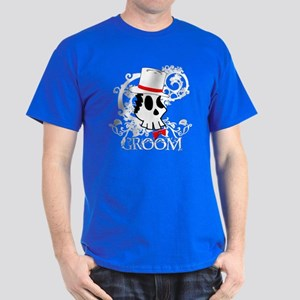 Skull Groom Dark T-Shirt