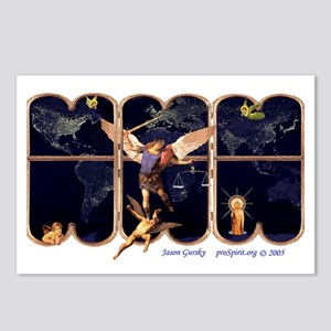 Empire of Lights - Postcards (Package of 8)