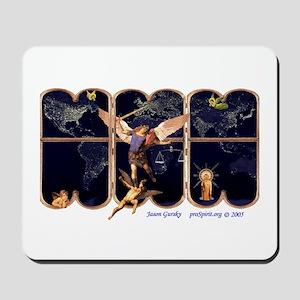 Empire of Lights - Mousepad