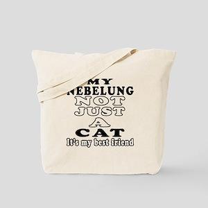 Nebelung Cat Designs Tote Bag