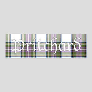 Tartan - Pritchard 36x11 Wall Decal