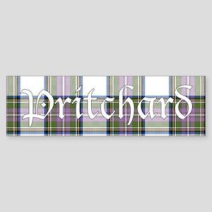Tartan - Pritchard Sticker (Bumper)