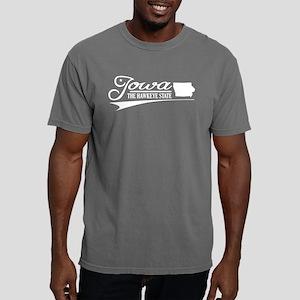 Iowa (fb) Mens Comfort Colors Shirt
