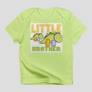 Little Brother Dinosaur Infant T-Shirt