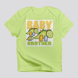 Baby Brother Dinosaur Infant T-Shirt
