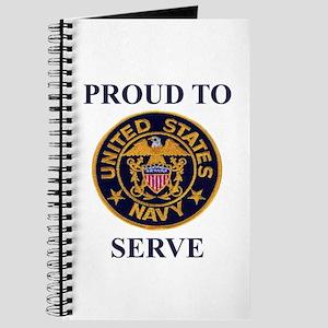 USN Service Journal