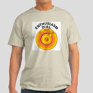 Enthusiasm Dial on High Light T-Shirt