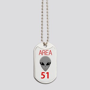 AREA 51 Dog Tags