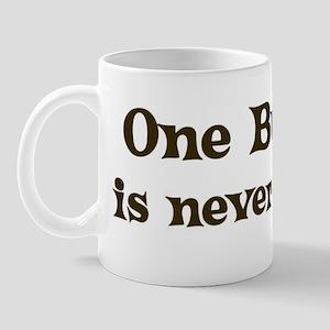 One Buhund Mug