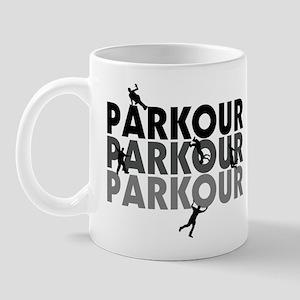 Parkour Free Running Mug