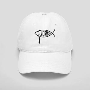 Mormon Fish Cap