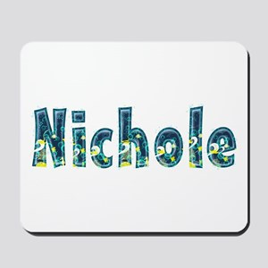 Nichole Under Sea Mousepad