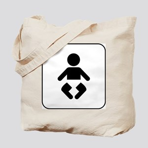 Baby Diaper Changing Tote Bag