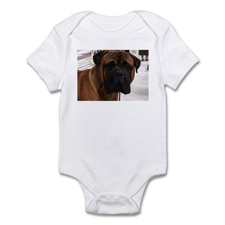 A Face to Die For Infant Bodysuit