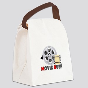 I'm A Movie Buff Canvas Lunch Bag