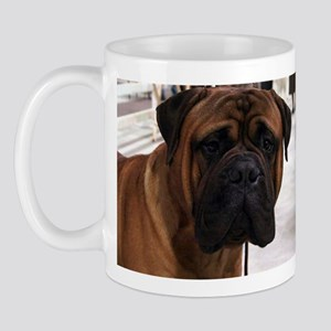 A Face to Die For Mug