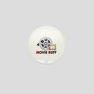I'm A Movie Buff Mini Button