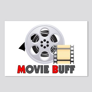 I'm A Movie Buff Postcards (Package of 8)
