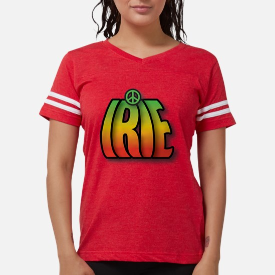 Cute Irie Womens Football Shirt