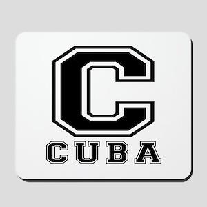 Cuba Designs Mousepad