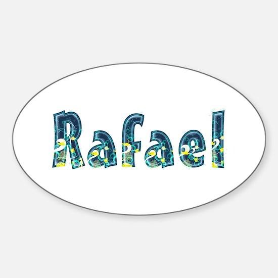 Rafael Under Sea Oval Decal