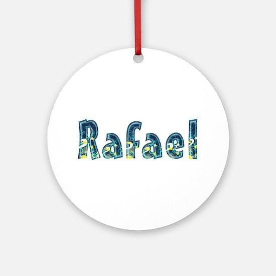 Rafael Under Sea Round Ornament