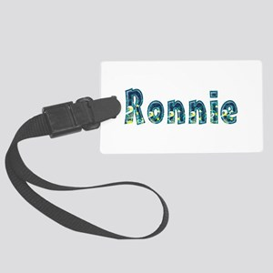 Ronnie Under Sea Large Luggage Tag