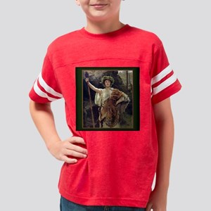collier priestess of bacchus  Youth Football Shirt