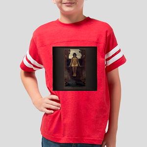 godward delphic oracle box 5 Youth Football Shirt