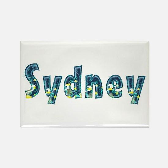 Sydney Under Sea Rectangle Magnet