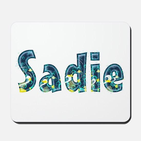 Sadie Under Sea Mousepad