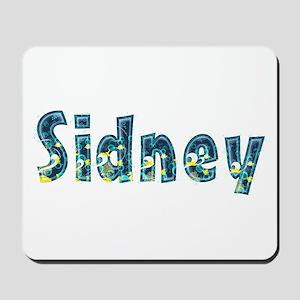 Sidney Under Sea Mousepad