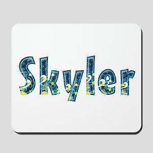 Skyler Under Sea Mousepad