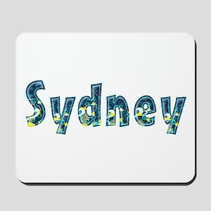 Sydney Under Sea Mousepad