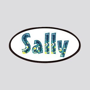 Sally Under Sea Patch