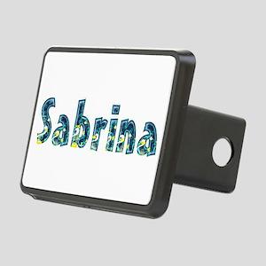 Sabrina Under Sea Rectangular Hitch Cover