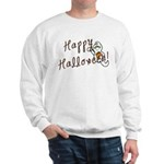 Happy Halloween Ghost Sweatshirt